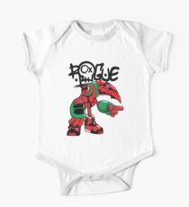 """Robobot """"Off to Mars"""" / Red / Rogue Robot Kids Clothes"""