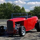 1932 Ford Roadster by TeeMack
