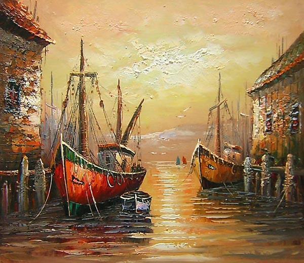 Venice River by sallydoupine