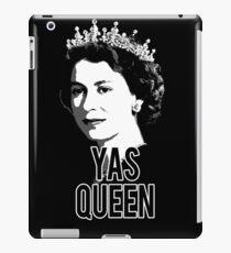 YAS QUEEN ELIZABETH II netflix the crown uk young United Kingdom iPad Case/Skin