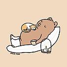 Hygge Bear by zoel