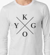 KYGO - Black Long Sleeve T-Shirt