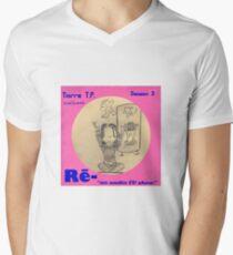 Re Season 3 Album Artwork Men's V-Neck T-Shirt