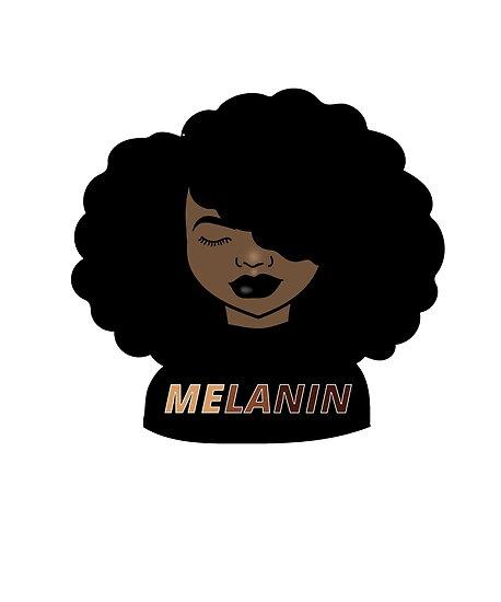 Quot Melanin Afro Woman Shades Drippin Melanin Shirt Melanin
