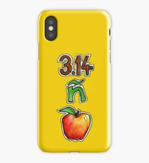 Pineapple Visual Puzzle iPhone Case/Skin