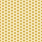 Grinning Emoji Leggings by thehiphopshop