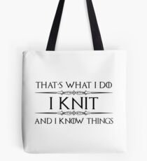 Gifts for Knitters Tote Bag