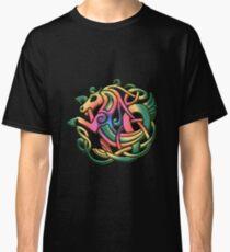 The Kelpie got a rainbow make-over. Black version Classic T-Shirt