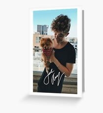 Jack Avery Why Don't We Greeting Card