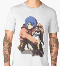Rei Ayanami Kawaii Evangelion Shinji Men's Premium T-Shirt