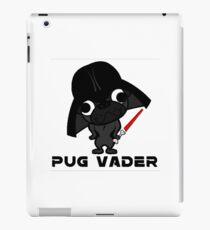 Pug Vader  iPad Case/Skin