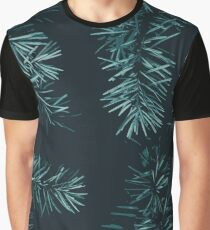 Christmas Pinetree Graphic T-Shirt