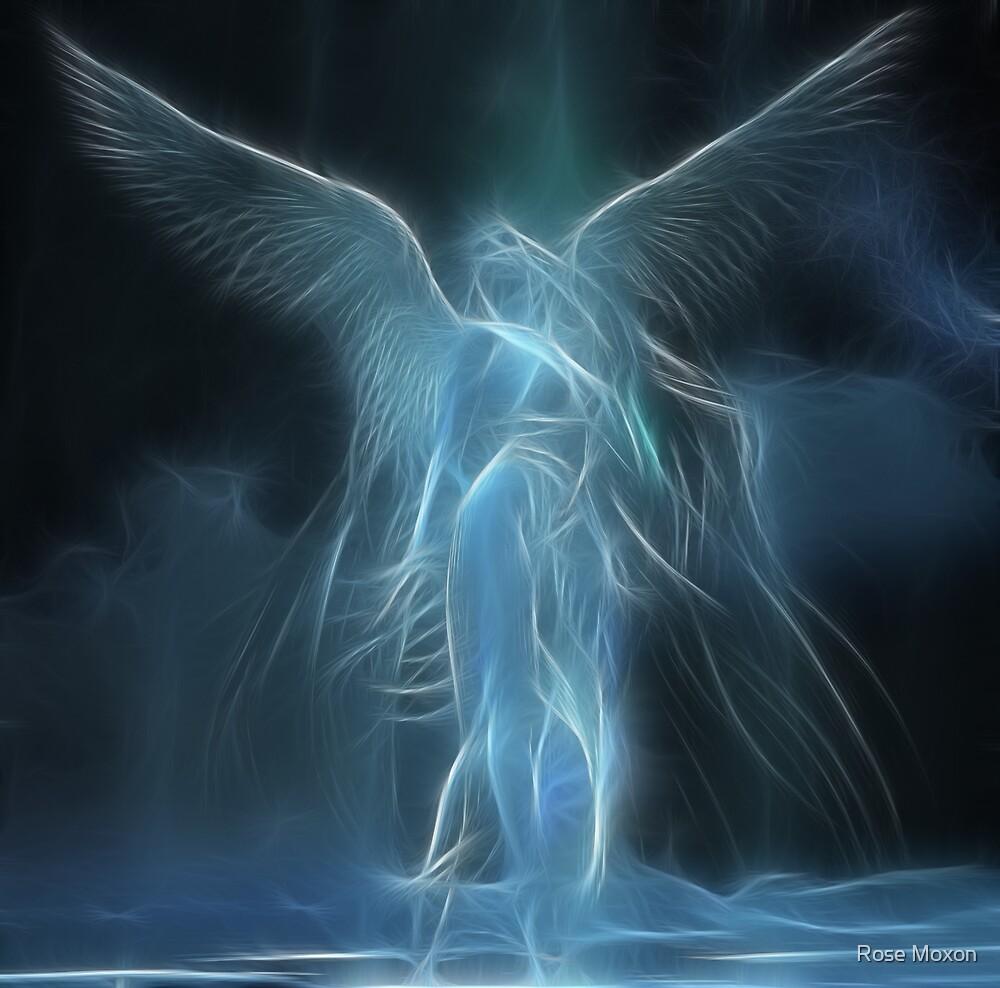 Sarah's Angel by Rose Moxon