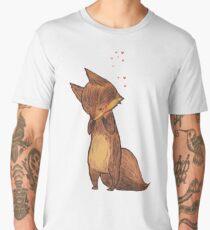 Lovely fox Men's Premium T-Shirt