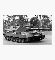 My Tank  Photographic Print