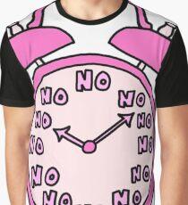 No No No No Graphic T-Shirt