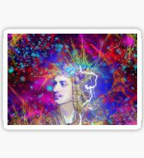 Lord Byron Sticker