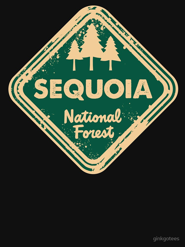 Sequoia National Forest by ginkgotees