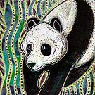 Panda by Lynnette Shelley