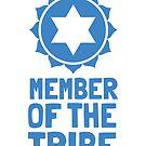 Member of the Tribe: Go Jews! by LiunaticFringe