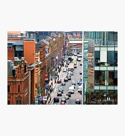 Urban Life, Manchester Photographic Print