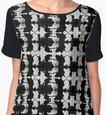 Fakin' Snakeskin (Graffiti Artists) Chiffon Top