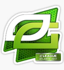 OpTic Eleague Haupt Atlanta 2017 Sticker