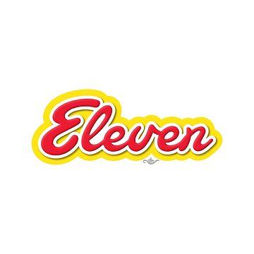 Eleven Eggo Waffles by GrantP93
