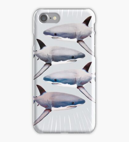 GREATWHITE iPhone Case/Skin