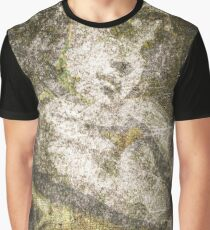 Angel In Bronze And Copper Graphic T-Shirt