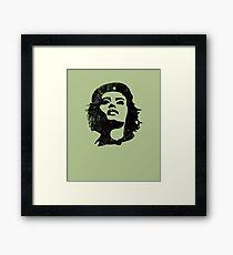 She Guevara Framed Print