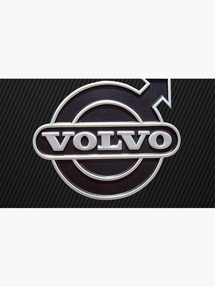 Carbon Volvo Logo von FrancisWilliams
