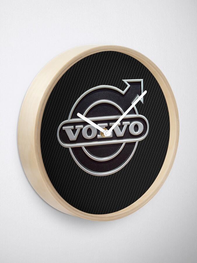 Vista alternativa de Reloj Logotipo de Carbon Volvo