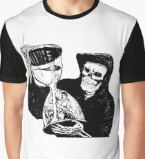 Death is Waiting Graphic T-Shirt