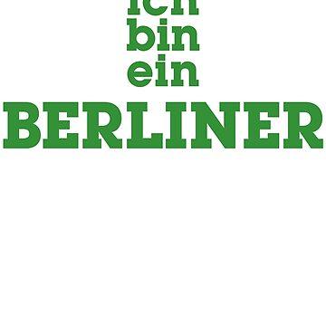 Ich Bin Ein Berliner by lethalfizzle