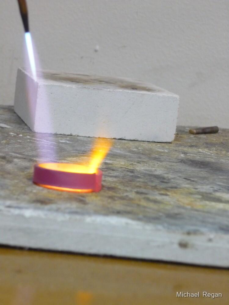 ring of fire by Michael  Regan
