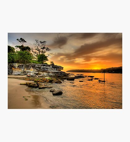 Fantasia By The Sea - Balmoral Beach - The HDR Series Photographic Print