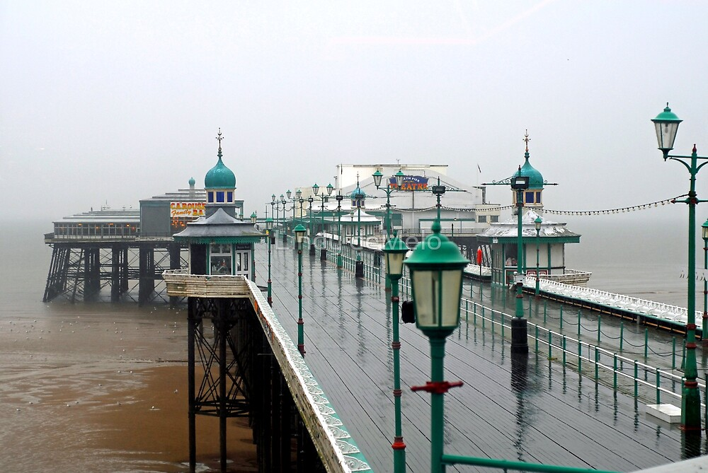 Blackpool by Lindy deMelo