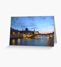 La Conciergerie Greeting Card