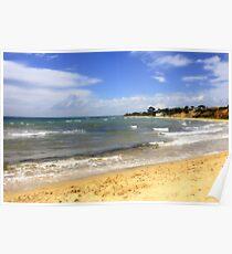 Beachscape Poster