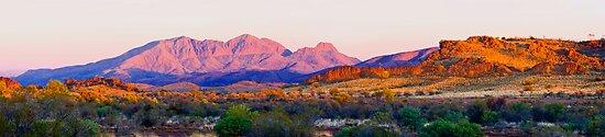 Mt. Sonder, 10 November 2008 by Steven Pearce