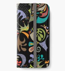 jubilee black iPhone Wallet/Case/Skin