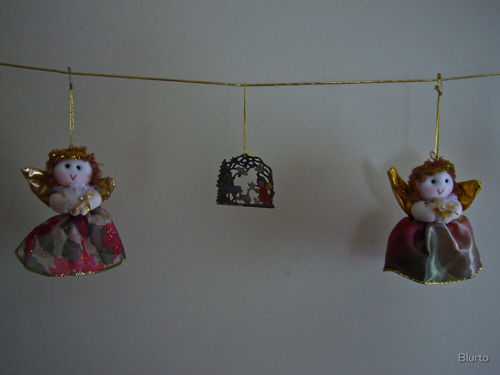 Mum's Decorations by Blurto