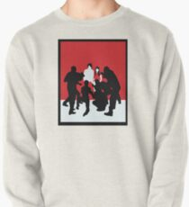 White Blood Cells Pullover