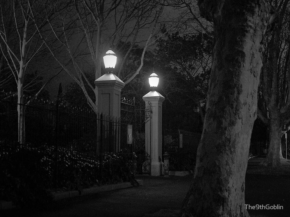 Cemetary Gates by The9thGoblin