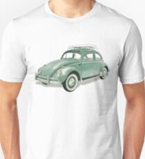 Green Beetle VW | Cars Unisex T-Shirt