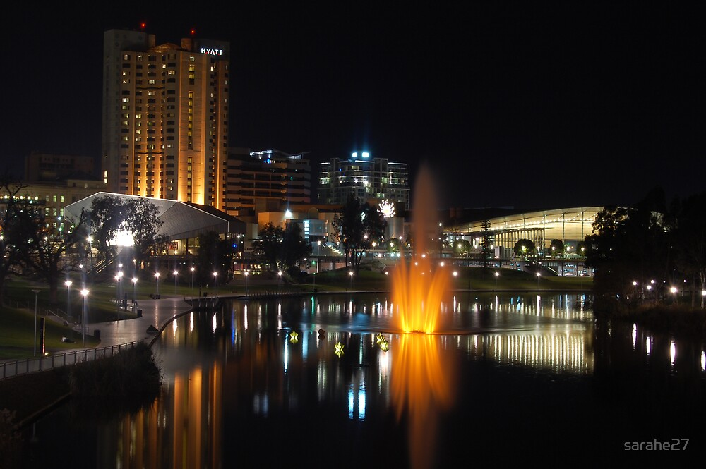 River Torrens by sarahe27
