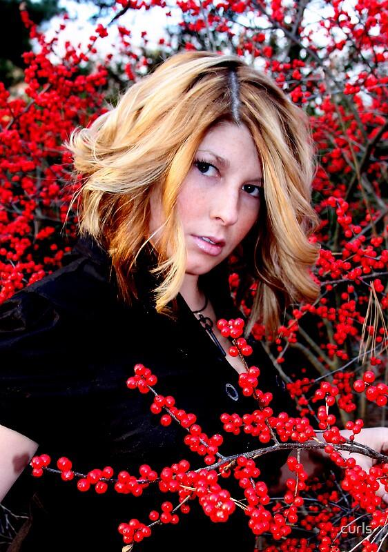 berries by curls