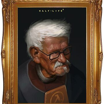 OLD FREEMAN by icetee