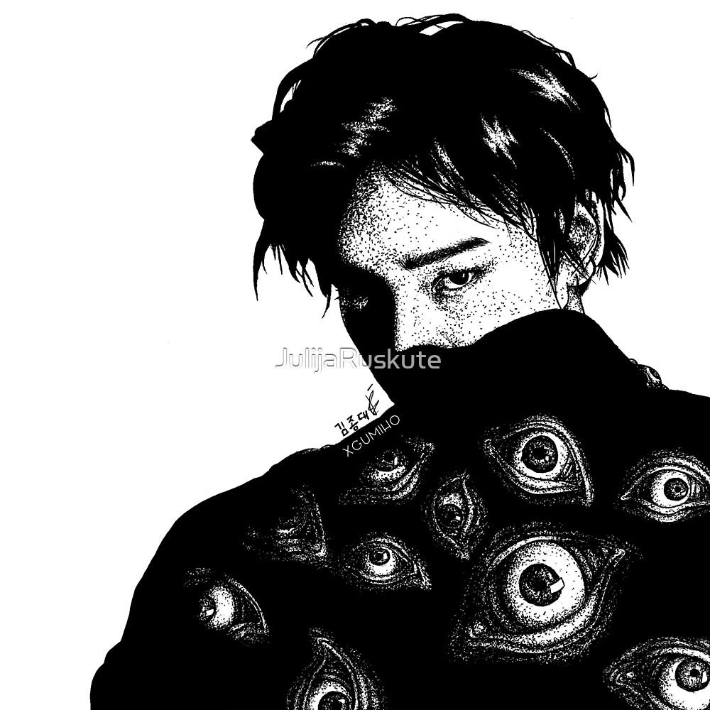 Monster inspired Kim Jongdae - Chen by JulijaRuskute